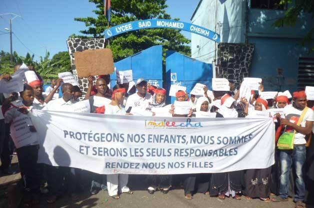 DÉCLARATION DE L'ONG MAEECHA CONCERNANT L'ENLÈVEMENT DE PLUS DE 200 FILLES NIGÉRIANES PAR BOKO HARAM