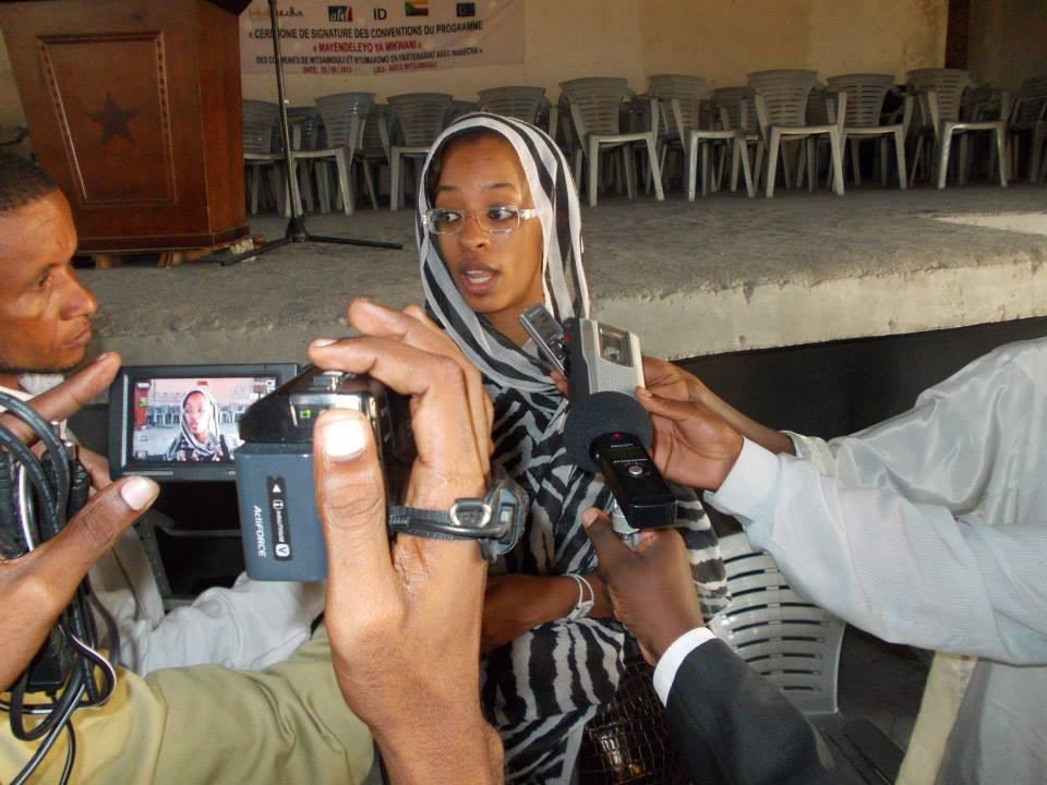 PROGRAMME DE DÉCENTRALISATION AUX COMORES : INTERVIEW DE LAMIAT S.A – MARS 2013
