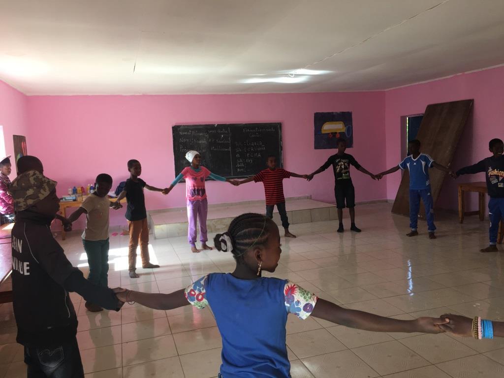 Vacances animées pour les enfants du Nyumakélé !